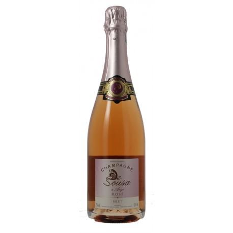 Champagne De Sousa - Rosé brut