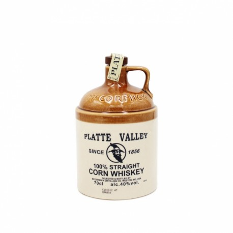 Platte Valley Cruchon Corn Whisky
