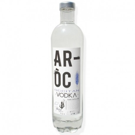 Distillerie Bows - Wodka Single Hop AROC