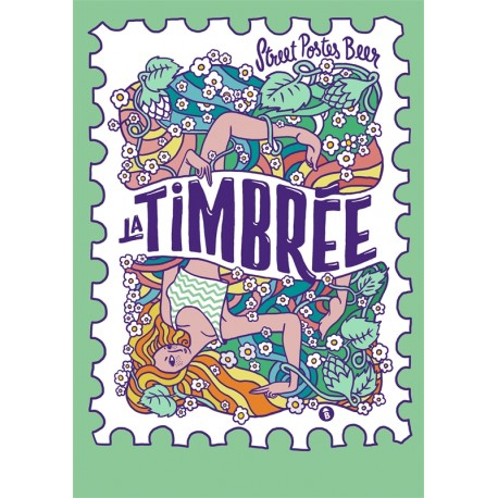 La Timbrée - 75cl