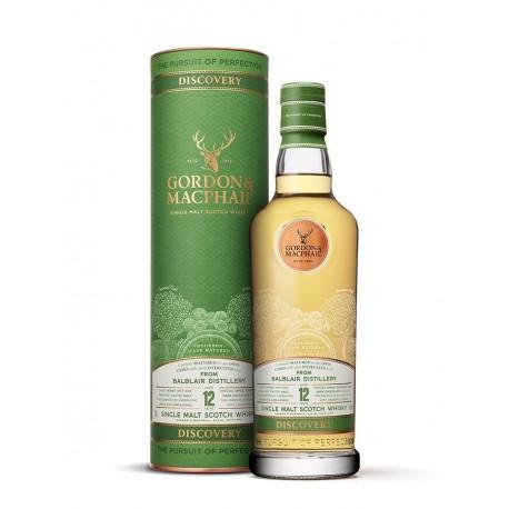 Gordon&Macphail - Discovery - Balblair 12 ans Bourbon