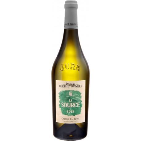 Domaine Berthet-Bondet - LA SOURCE - blanc classique 2018