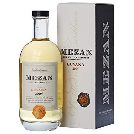 Mezan - Guyana 2008