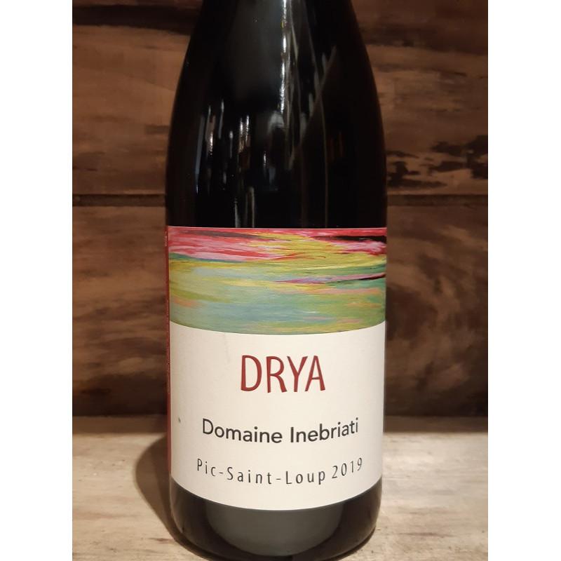 Domaine Inebriati - Drya - Pic Saint-Loup 2019