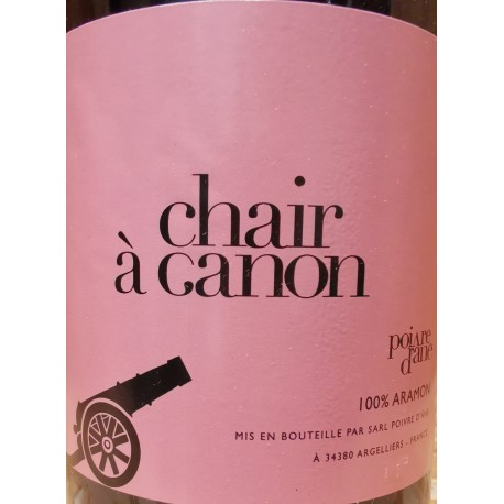 Poivre d'Âne - Chair à Canon 2017