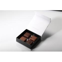 Quentin Bailly - Coffret de 4 chocolats