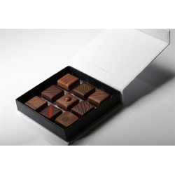 Quentin Bailly - Coffret de 9 chocolats