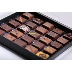 Quentin Bailly - Coffret de 25 chocolats