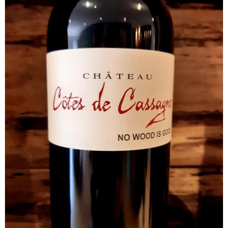 Château Côtes de Cassagne - No Wood Is Good 2019